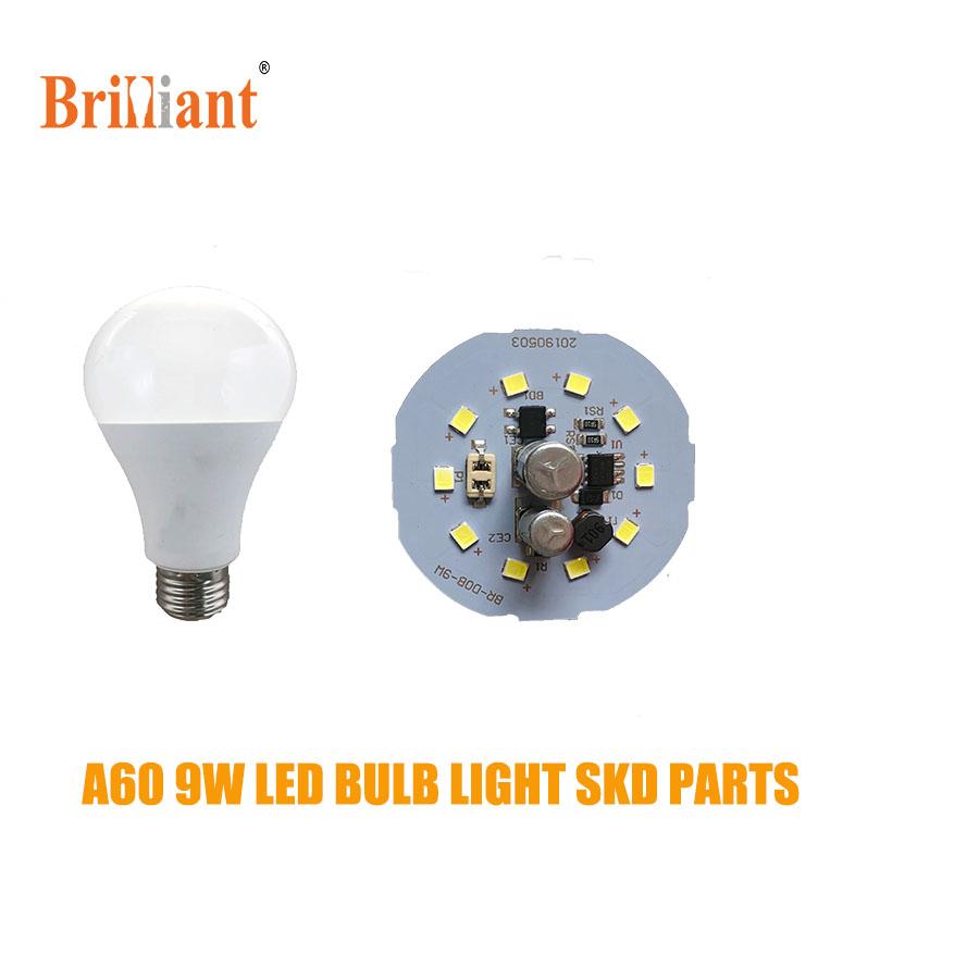 2835 DOB 9W 176-264VAC LED Module for bulb light