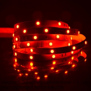 Alibaba China led factory 5050 2835 3528 led strip light ROHS color lighting