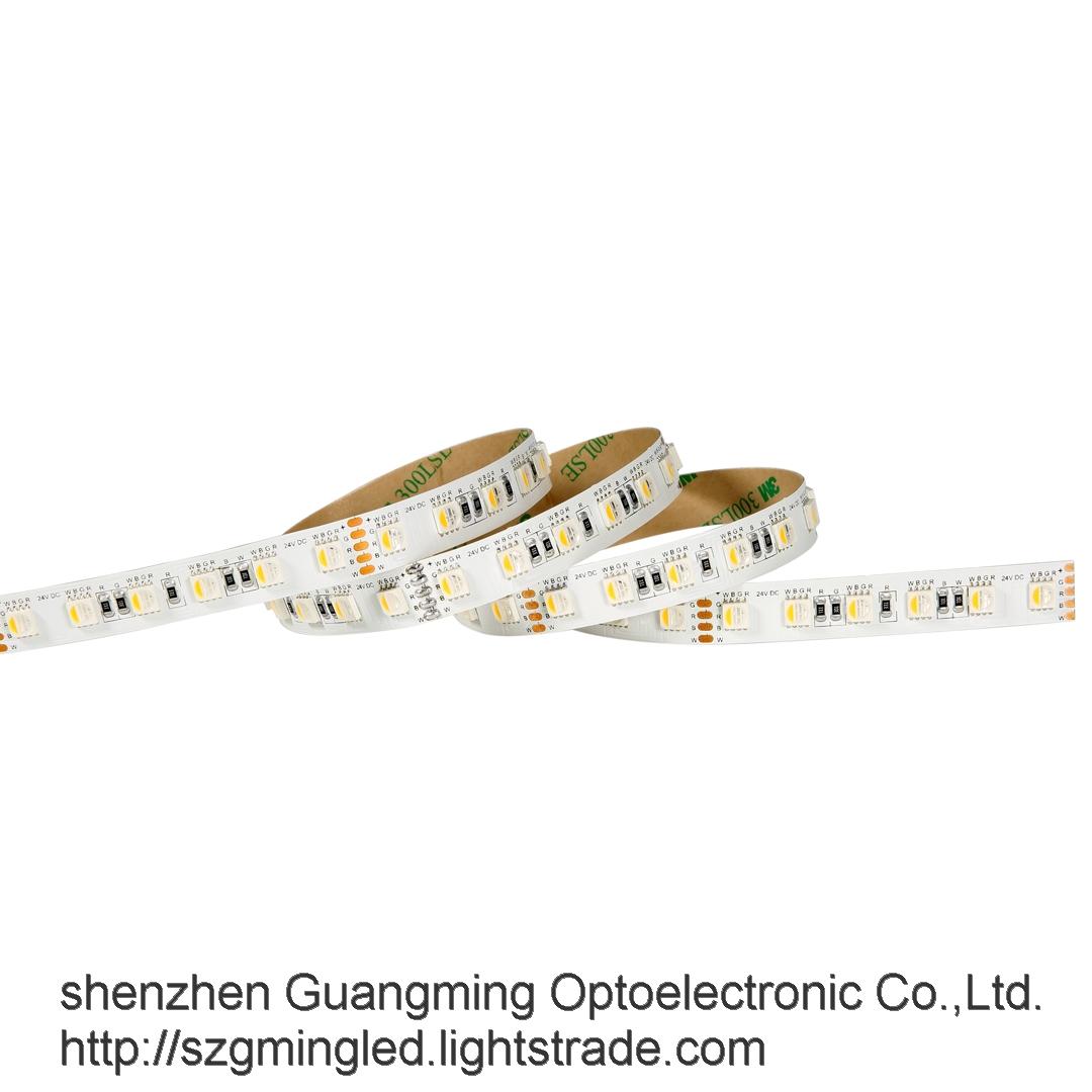led rigid bar led light strip waterproof led strip light 5050 60d rgb 12v outdoor led strip light