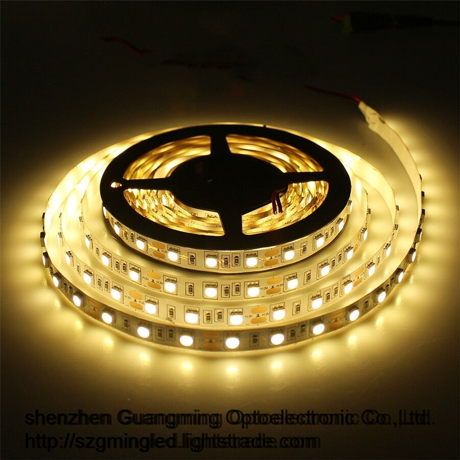 Battery Powered LED Strip Light IP65 Waterproof 3528 SMD 2M 1M 0.5M LED Tape with Battery Box Cool W