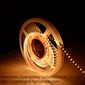 SMD5050 ww w cw r g b y single color 60leds m home decor flexible led strip light