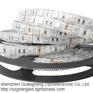 High brightness 3528 smd flexible led strip lights 220v