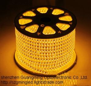 Best selling outdoor decorative light 7.2w 4000k 2835 waterproof LED strip