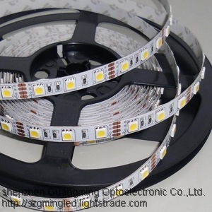 High Quality outdoor waterproof flexible rgb led strip lights 12v 24v