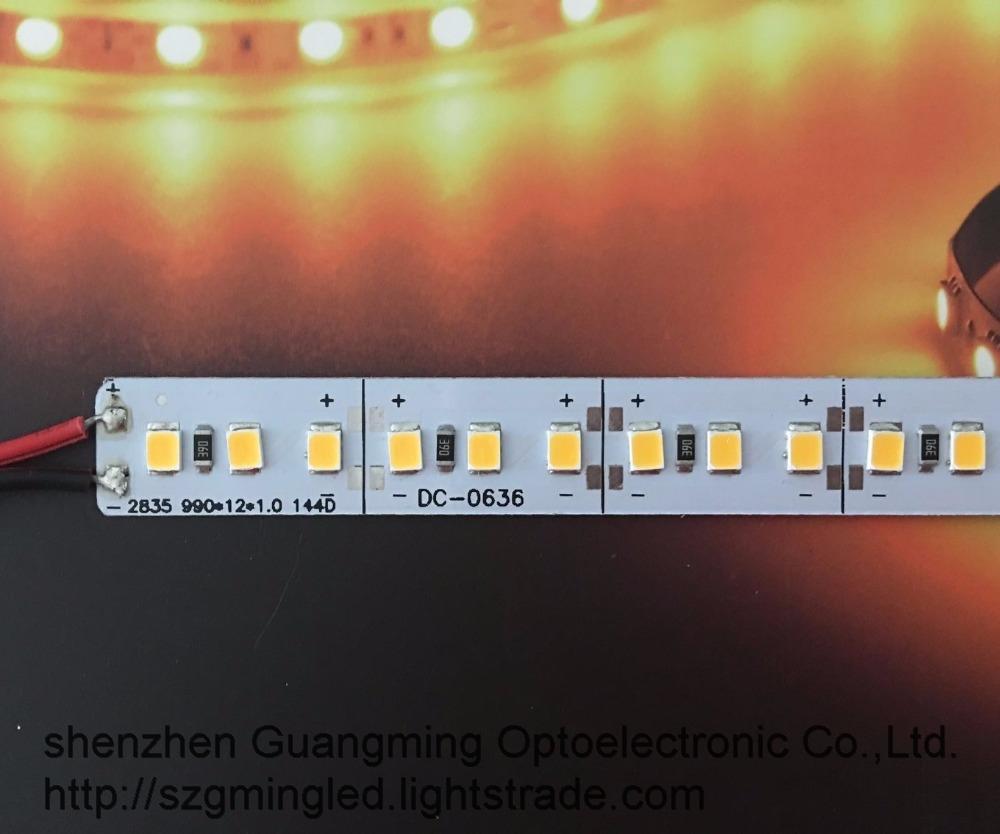 2835 144leds LED Rigid Strip DC 12V