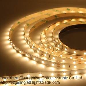 Best selling low power consumption 12V 5m roll 2835 smd led strip light