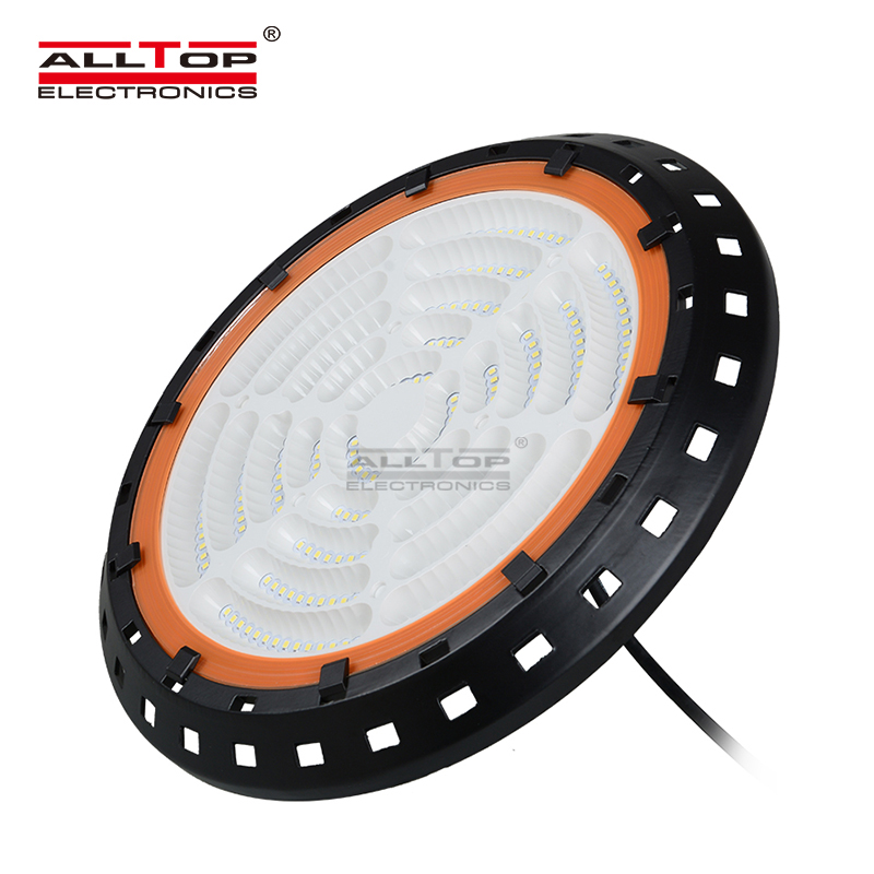 ALLTOP 2019 hot sale 100w 150w 200w factory warehouse industrial led high bay light