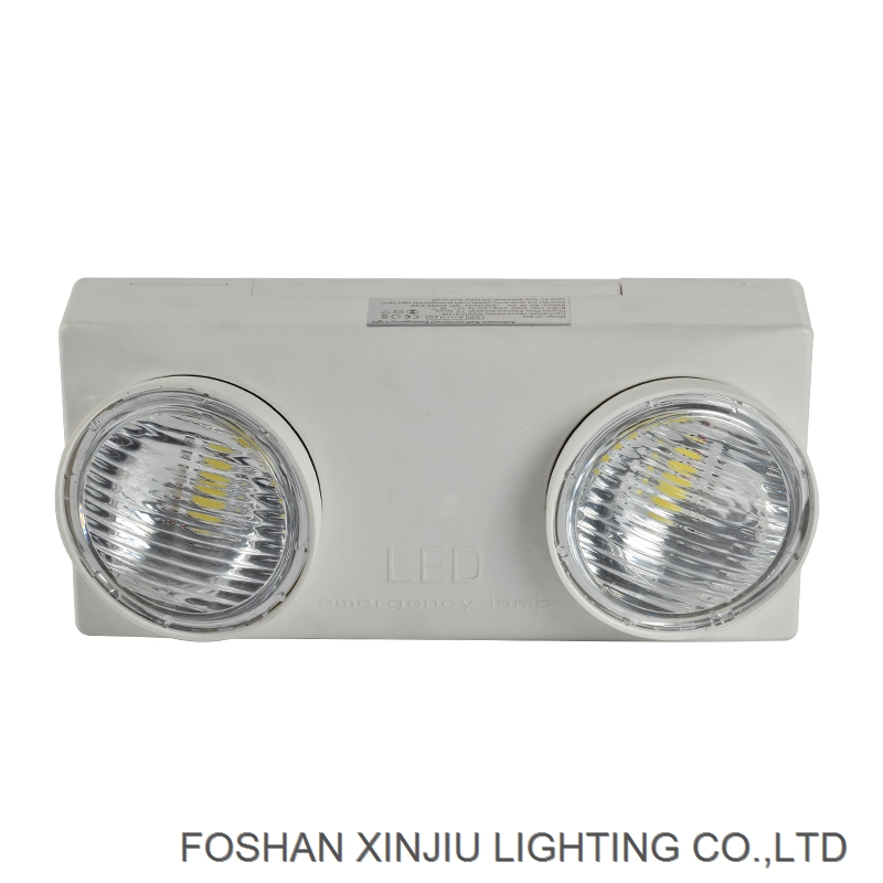 New LED emergency twinspot light
