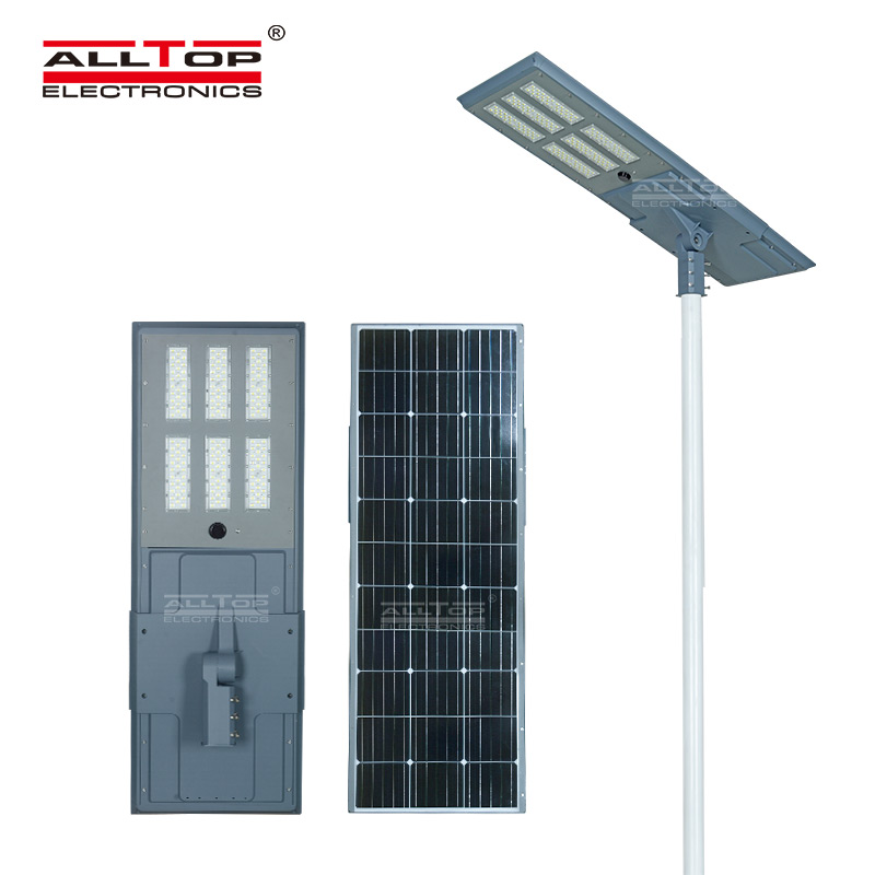 ALLTOP SOLAR STREET LIGHT 200W