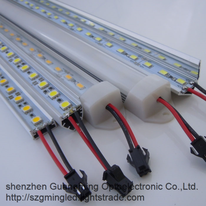 High CRI 12 Volt Led Rope Lights 12mm PCB SMD 3528 Hard Rigid Bar