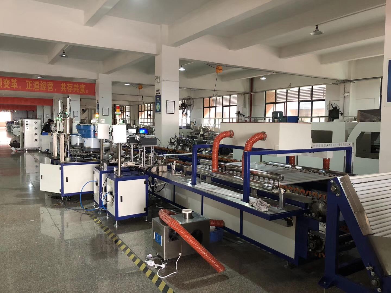 led tube assembly machine