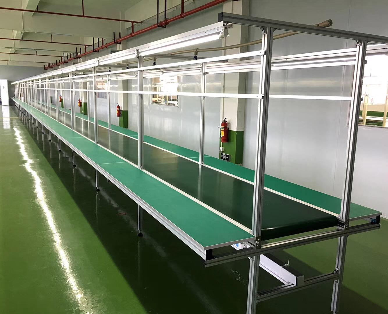 belt production line