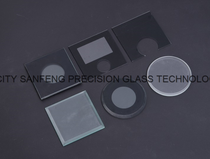Flood light Glass Projector Glass