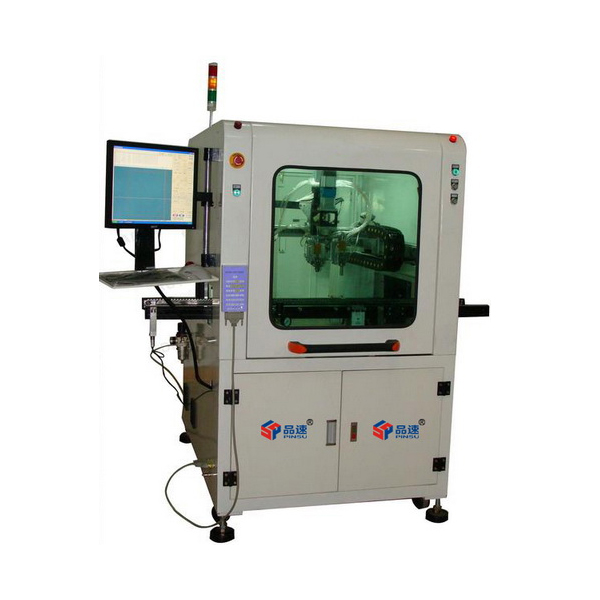 Three anti-paint automatic coating machine