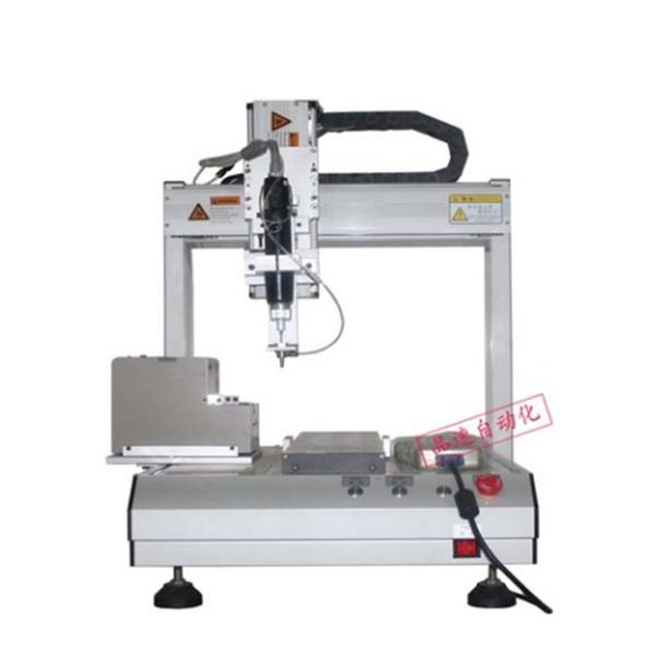 Single station adsorption screw machine