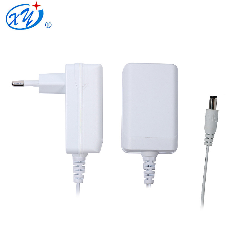 UK Wallmount Power ac adapter LED driver for cctv led trip 12V 1500mA with CE BS certificate