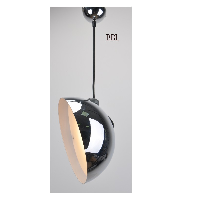 LED pendant lamp with DIM TO WARM