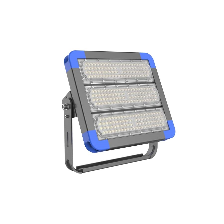 150W IP66 Outdoor 6063 aluminum high power 140LM W Floodlight 50w~600w LED Tunnel Light