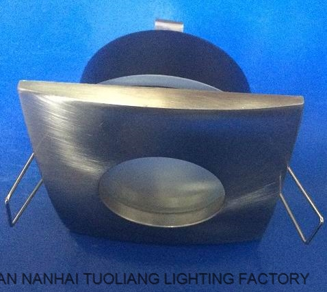 Wholesale Commerical Aluminum Shell Bathroom Lights Shell IP44 IP54 IP65 ceiling lamp cover