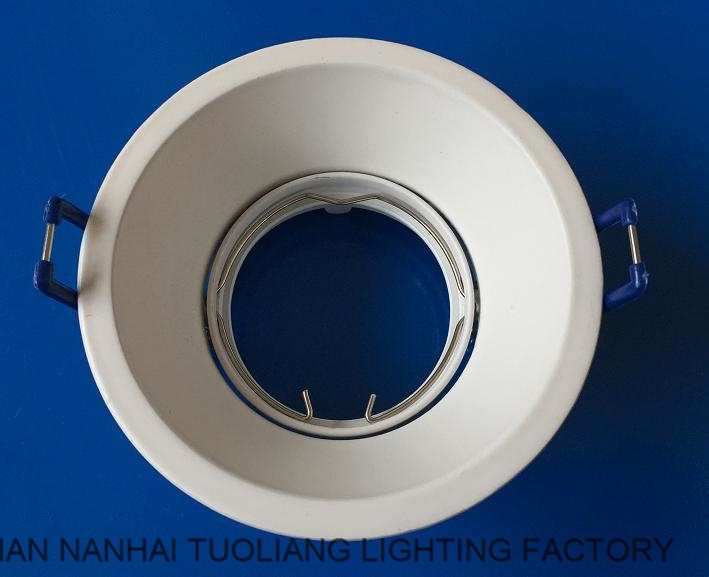 Aluminum led ceiling light shell recessed down lighting housing Down Lights Spot Lights Shell