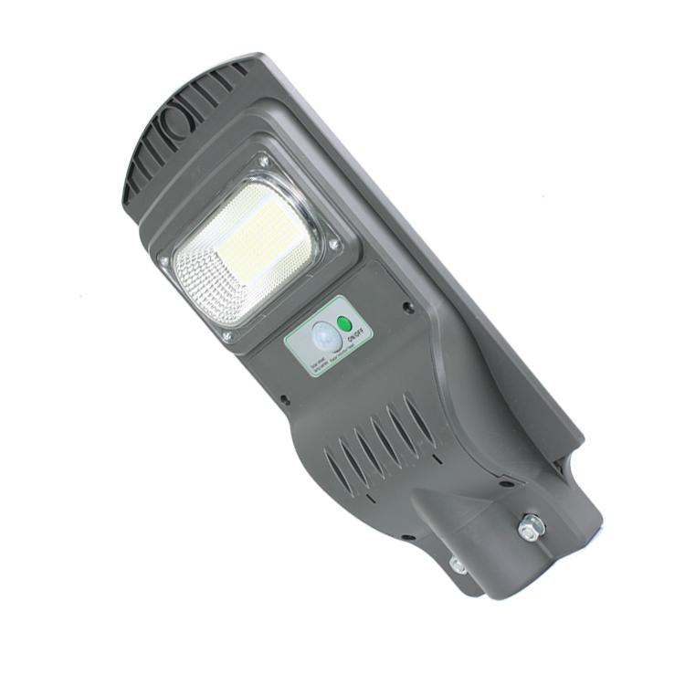 High Luminous efficiency 30W Solar Street Light Waterproof Integration Outdoor Solar Street Light Al