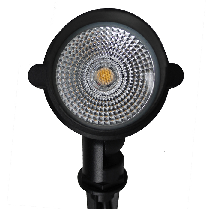 Hot Sale 5W Die-casting IP65 Aluminum Outdoor Black Led Lawn Light For Garden