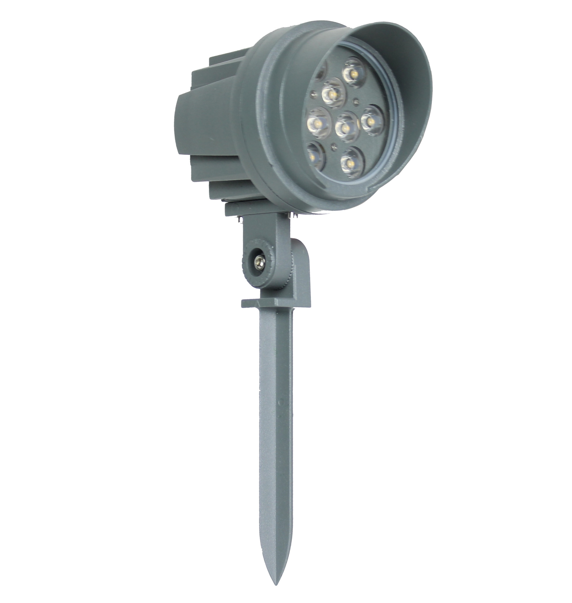 Hot Sale 18WW Die-casting IP65 Aluminum Outdoor Grey Led Lawn Light For Garden