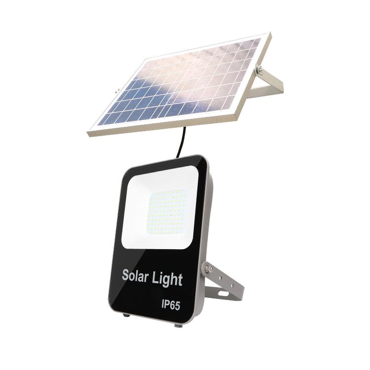 Aluminium housing waterproof outdoor solar flood light 60w heavy duty solar flood light