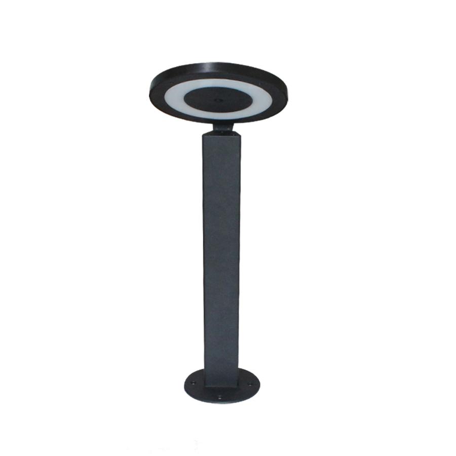 Solar PIR Sensor Ground Garden Pillar Light for Outdoor Lighting
