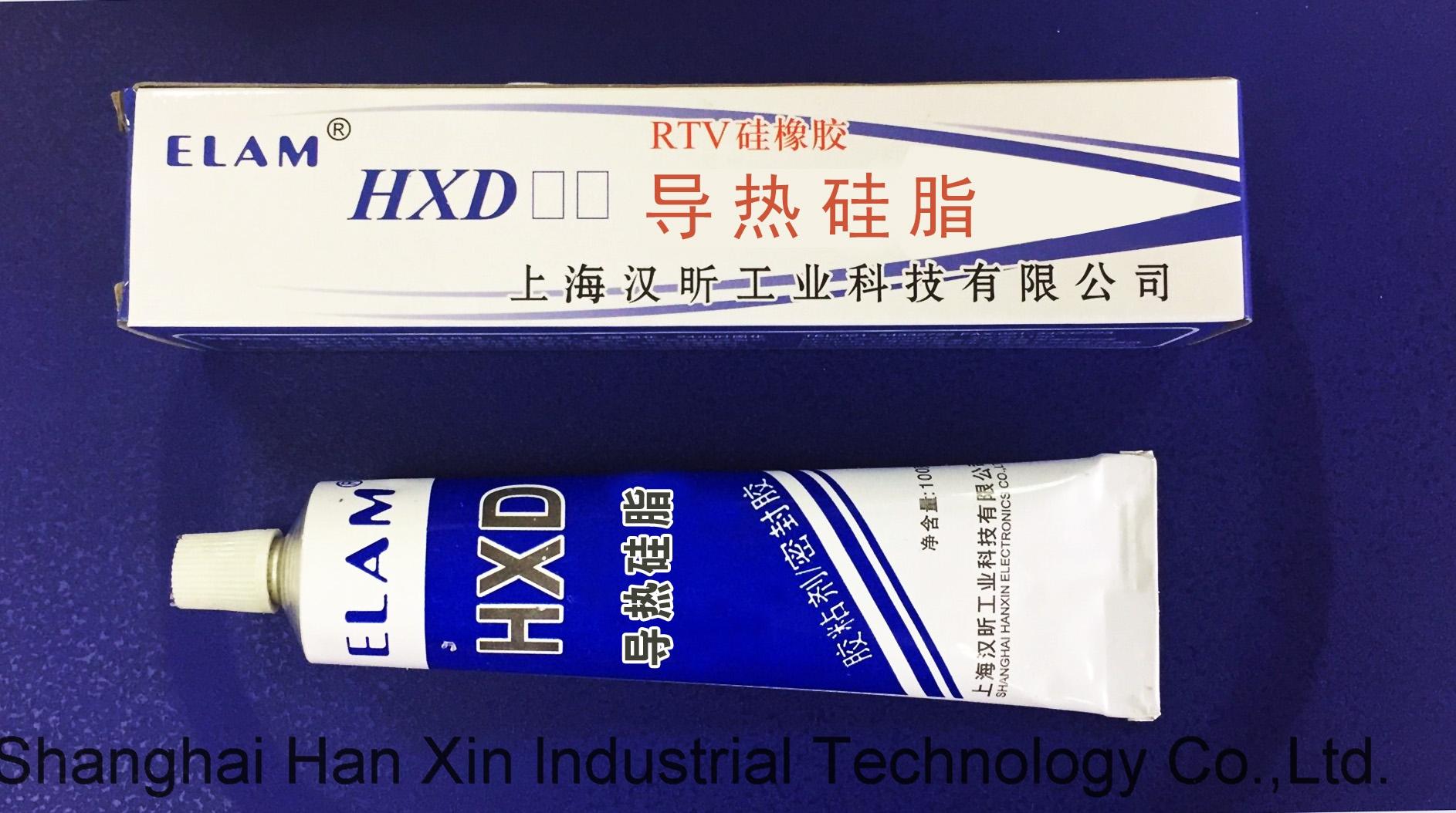 LED adhesive material