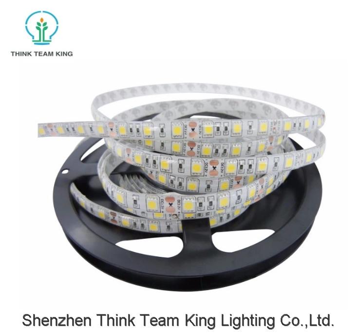 Hot sale SMD DC12V 24V addressable RGB 5050 digital Led Light Strip for Indoor Outdoor Flexible Stri