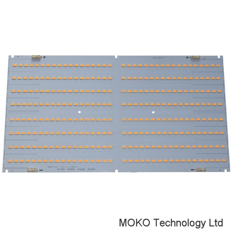 Shenzhen LED Manufacturer Greenhouse Quantum Board QB 288 V2 6000K LM561C LED Plant Grow Light PCBA