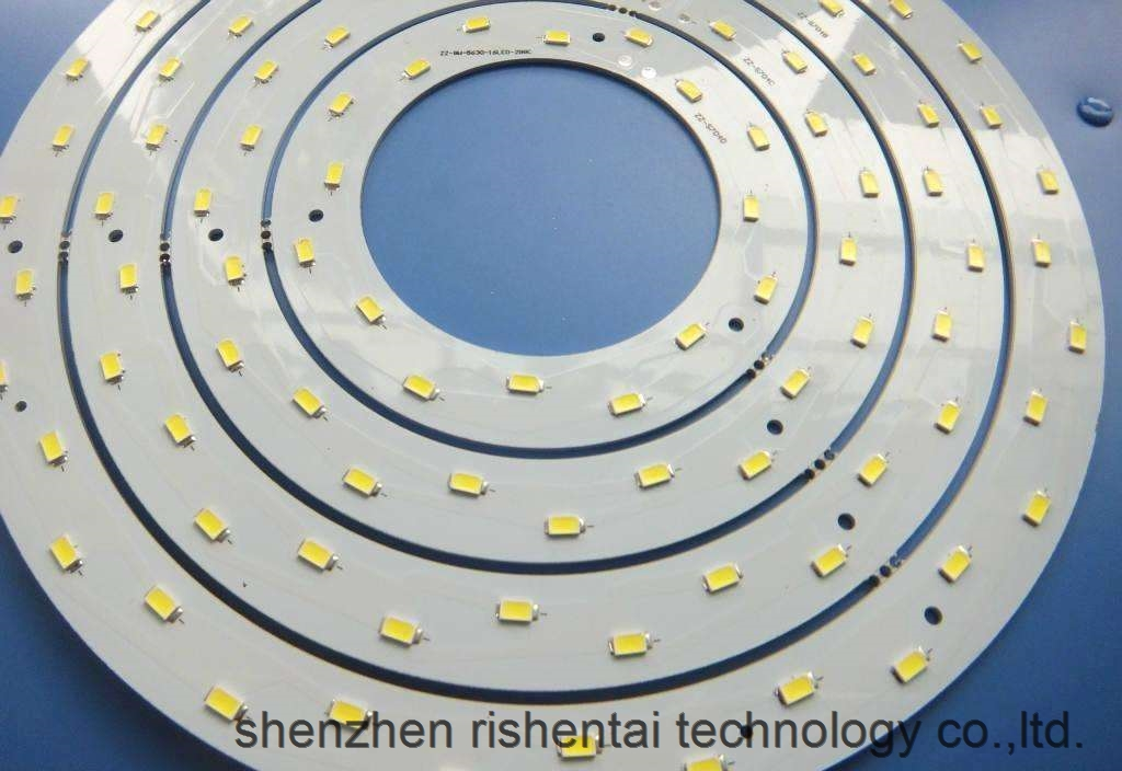 led light pcb manufacturer aluminum pcb and pcba supplier