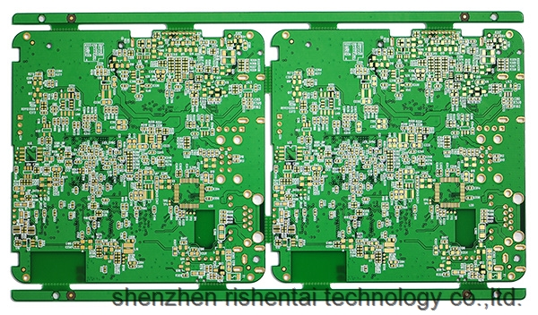 Custom Printing PCB Electronic Circuit Fabrication Service For Custom PCB
