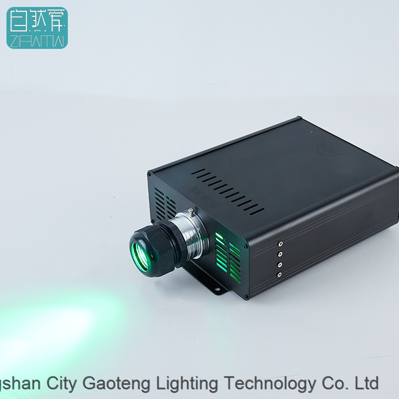 LED 45W RGBW Fiber Optic Light Generator Sky Light Machine