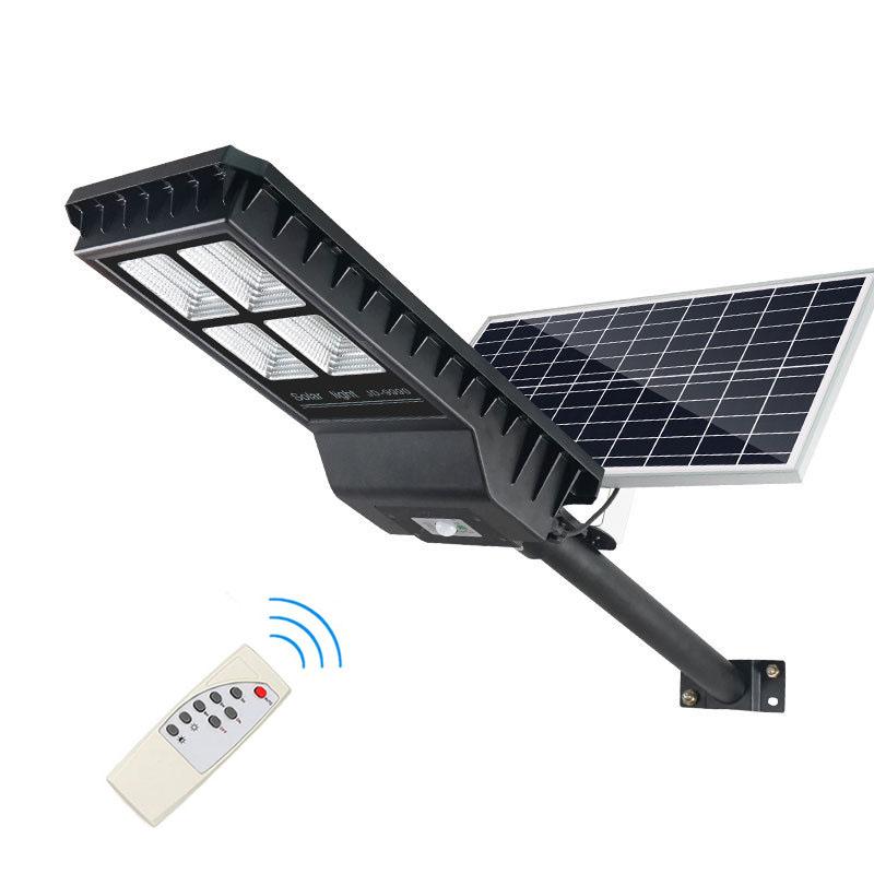 High Bright LED Lamp Motion Sensor Waterproof IP65 90W Solar Street Flood Lights