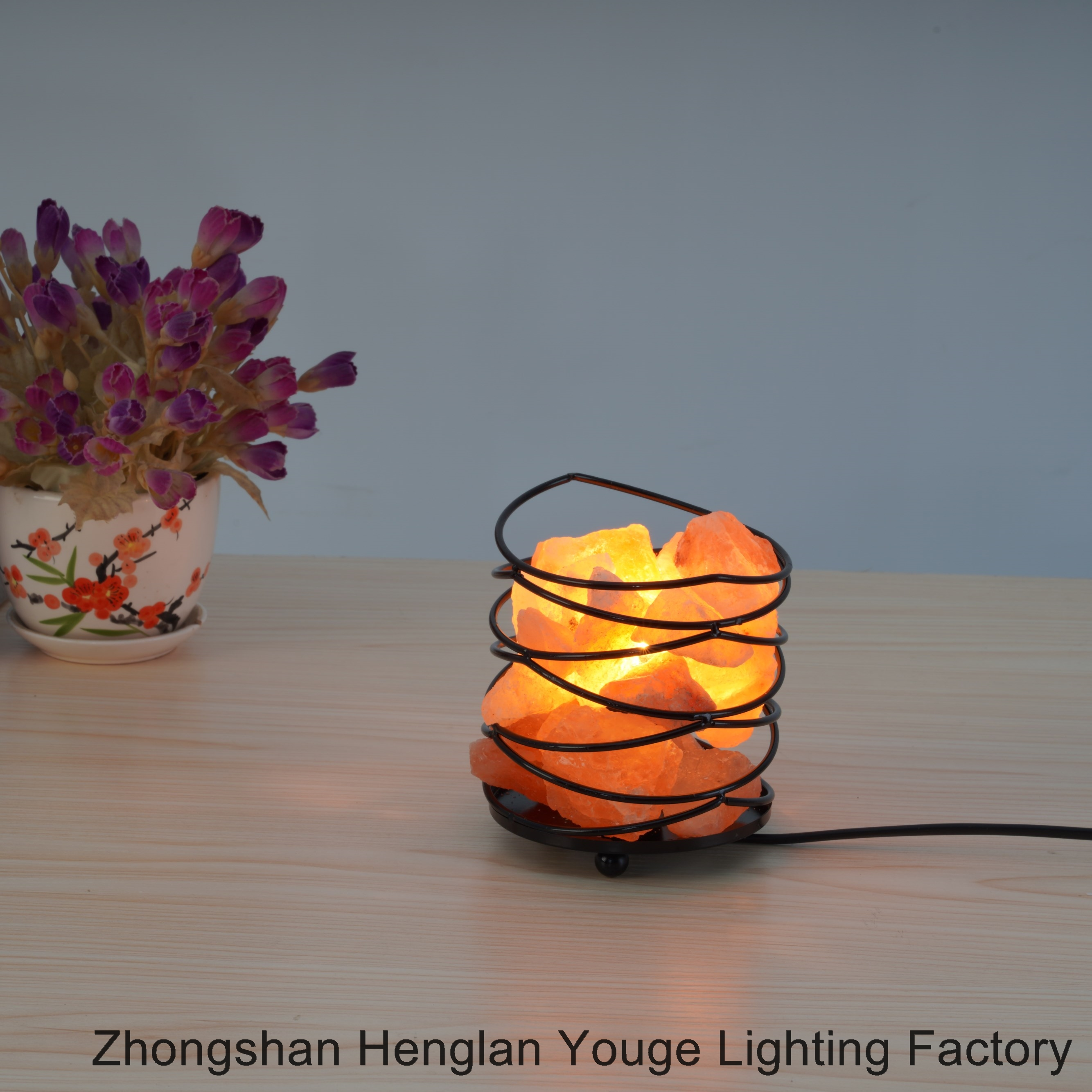 Salt Lamp Nightlight-JH0001