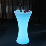 Color Changing LED cocktail table