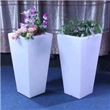 LED light flower pot