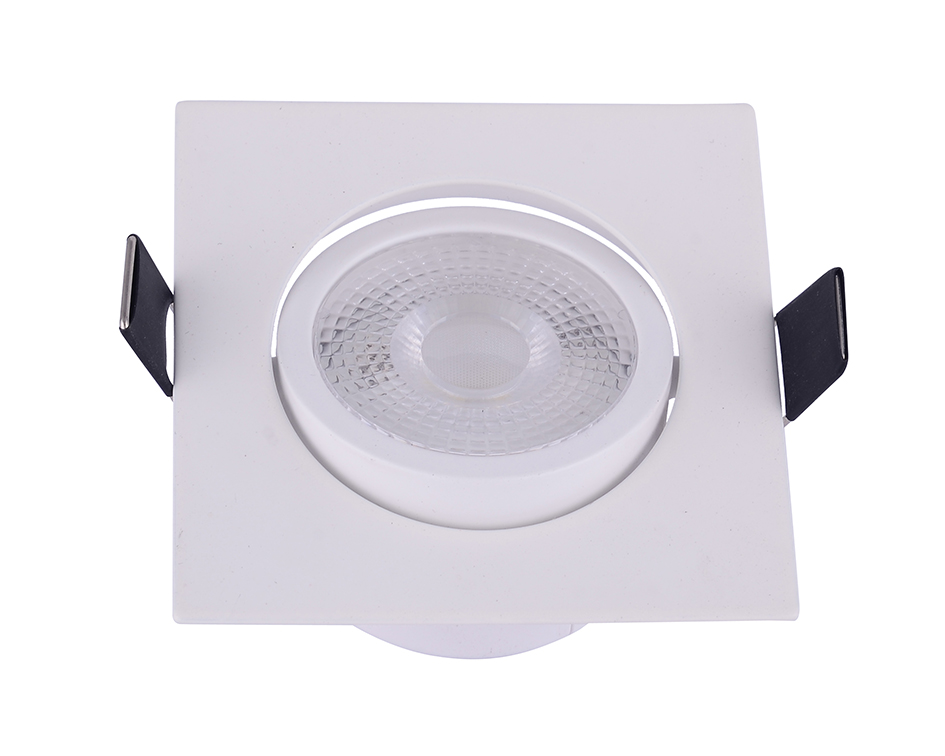 ceiling lighting movable recessed downlight