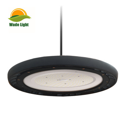 UFO LED High Bay Light 100W 200W 8500 Lumens Slim Super Bright Commercial Bay Lighting
