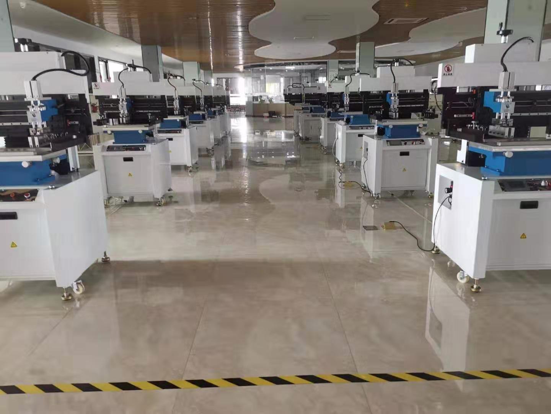 solder paste printer PCB making machine