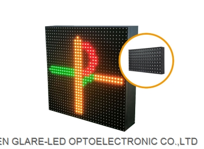 LED Traffic Lens Display Screen