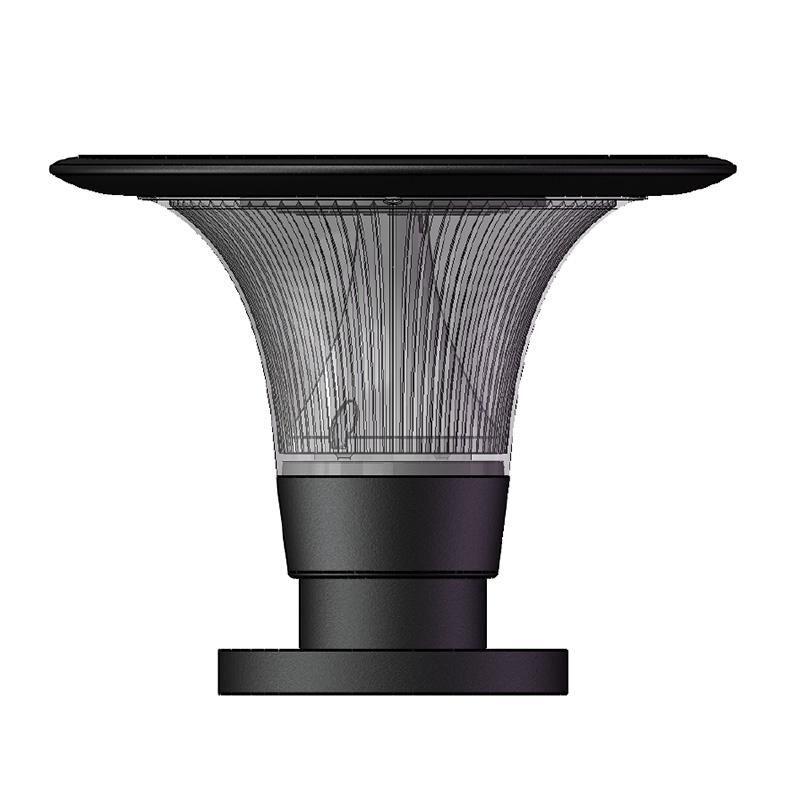 Small UFO Column Headlamp