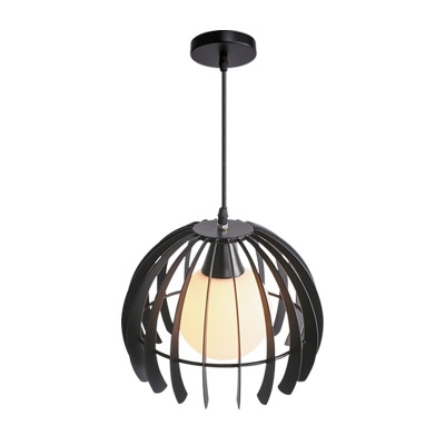 Black Metal Vintage Set Bar Industrial Pendant Lamp