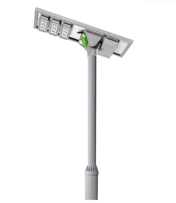 30w 40w 50w 60w 70w 3 Years warranty Modulized All in One solar led street light IP65 with sensor