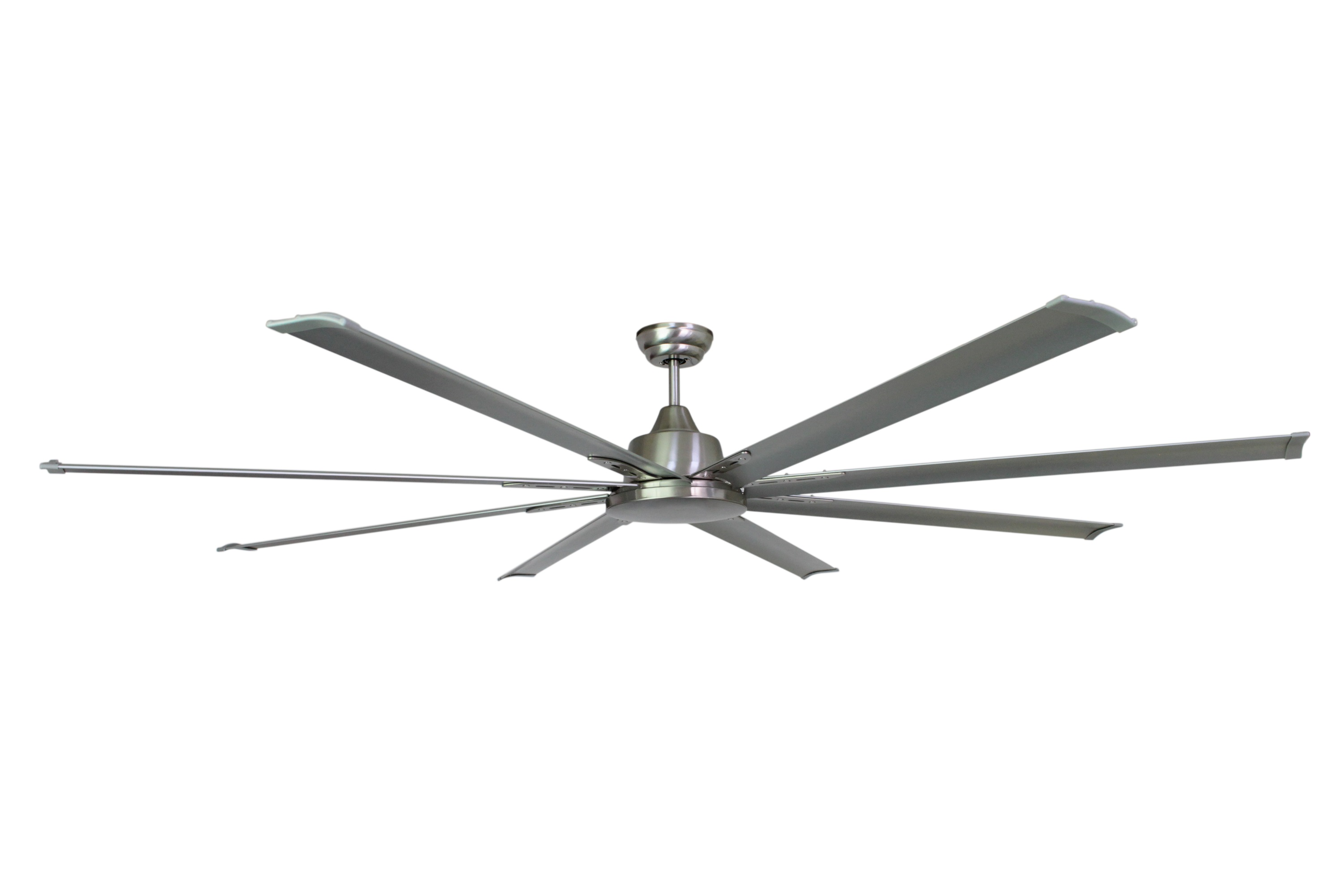 84 inches aluminum ceiling fan without light