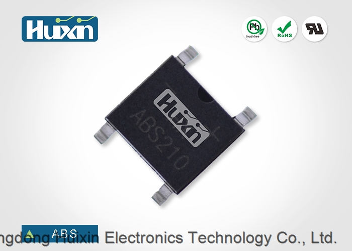 0.8A 1000V Single Phase Half Wave Bridge Rectifier For Printed Circuit Board