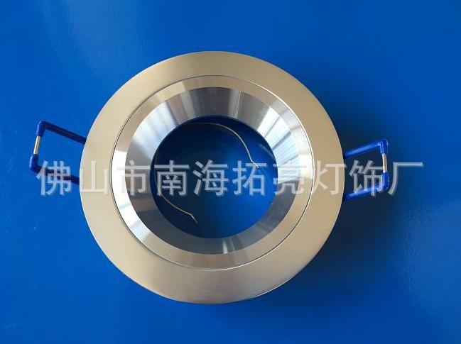 Recessed cob light fixtures gu10 mr16 square downlight parts