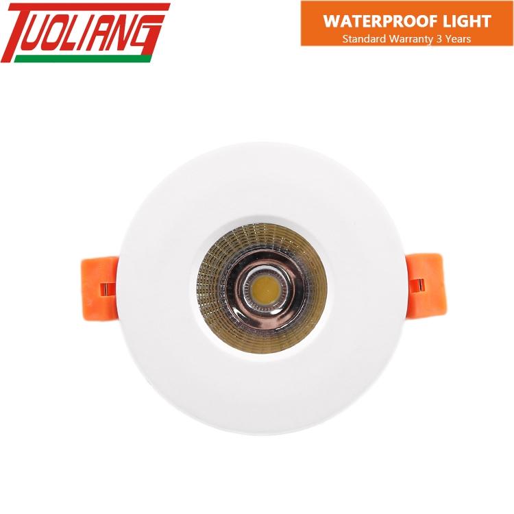 70x70 diameter led waterproof led shower light fixture waterproof light fittings lighting fixture